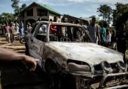 RDC: 6 morts dans des attaques attribuées aux rebelles ougandais