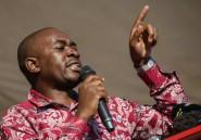 Le Zimbabwe dément avoir voulu enlever un dirigeant d'opposition