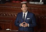 """Tunisie: dénonçant des """"offensives politiques"""", Chahed présente son gouvernement"""