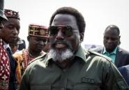 Premier jour de campagne en RDC: Kabila s'affiche avec son candidat