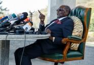 Zimbabwe: Mugabe ne peut plus marcher, selon son successeur