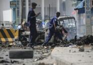 Somalie: au moins 7 morts dans l'explosion d'un véhicule piégé sur un marché
