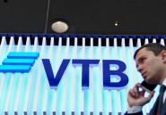 """La banque russe VTB prête par """"erreur"""" 10,5 milliards d'euros"""