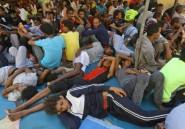 Libye: 15 migrants morts, dix survivent après plusieurs jours passés en mer