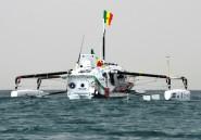 Sénégal: départ d'une traversée de l'Atlantique