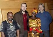 Ryan Gosling derrière l'appareil pour illustrer un livre sur la RD Congo