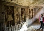 Egypte: découverte d'une tombe de plus de 4.400 ans