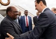 Le président soudanais s'est rendu