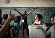 Madagascar: Rajoelina prend la tête dans la course