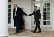 Macron tacle Trump sur son retrait de Syrie, signe d'une amitié qui chancelle