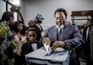 Elections en RDC: Kabila et son dauphin ont voté