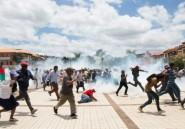 Madagascar: une manifestation de l'opposition dispersée