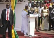 Le président malien sur les lieux d'un massacre de 37 villageois peuls
