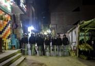 Egypte: inauguration d'une cathédrale après un nouvel incident anti-copte