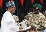 Nigeria: le président Buhari admet des revers de l'armée face