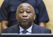 La CPI se prononce mardi sur la demande de libération de Laurent Gbagbo