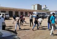 Soudan: tirs de gaz lacrymogène sur les manifestants