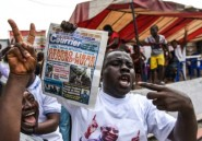 """Côte d'Ivoire: """"joie"""" de Simone Gbagbo  après l'acquittement de son mari"""