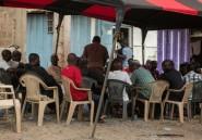 Enterrement du journaliste d'investigation ghanéen assassiné