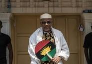 """Recherché par Abuja, un chef biafrais annonce être """"au Royaume-Uni"""""""