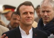 Au Caire, Macron veut resserrer les liens avec l'Egypte de Sissi