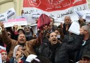 Tunisie: manifestation de parents d'élèves contre une grève des enseignants