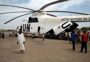 Soudan du Sud: trois morts dans le crash d'un hélicoptère de l'ONU