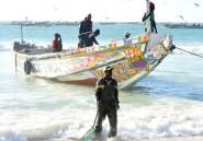 Les pêcheurs sénégalais bienvenus