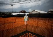 RDC: la riposte contre Ebola ralentie après le meurtre d'un infirmier