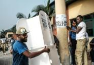 Cafouillages d'organisation et insécurité ne découragent pas les électeurs nigérians