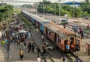 RDC: au moins cinq morts dans le déraillement d'un train