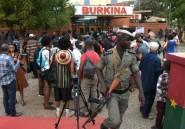 Burkina: des exercices de simulation d'attaques terroristes