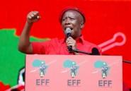 Afrique du Sud: le chef de la gauche radicale épinglé pour le harcèlement d'une journaliste