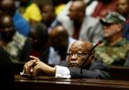 Afrique du Sud: Zuma accusé d'avoir utilisé les services secrets pour ses intérêts