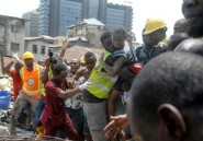 Nigeria: fin des recherches après l'effondrement d'un immeuble