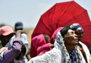 Ethiopie: sur le site du crash, des familles bouleversées pleurent leurs proches