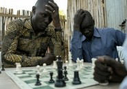 A Juba, au Soudan du Sud, le jeu d'échecs pour oublier la guerre