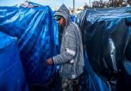 Au Maroc, le désespoir des migrants dans un camp de Casablanca