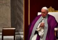 """Le pape François en visite au Maroc, terre d'un """"islam modéré"""""""