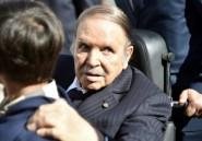 Bouteflika, poussé