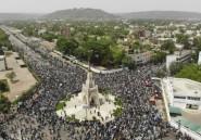 Mali: manifestation de dizaines de milliers de personnes contre les violences dispersée au gaz lacrymogène