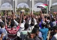 Soudan: poursuite d'une manifestation devant le QG de l'armée