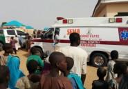 Nigeria: au moins trois morts dans un double attentat-suicide