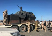 Libye: Haftar