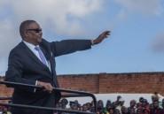 Malawi : le président Mutharika lance la campagne pour sa réélection