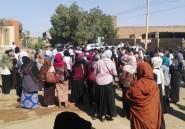 """Soudan: des femmes et des médecins derrière la """"révolution"""""""