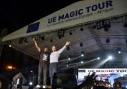 Côte d'Ivoire: démarrage de la caravane de Magic System et de l'UE pour la paix