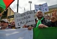 Algérie: manifestation contre le patron du principal syndicat, figure du régime
