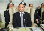 Les Egyptiens votent samedi pour prolonger la présidence de Sissi