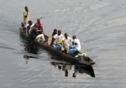 RDC: 13 morts, 114 disparus dans un naufrage dans l'est